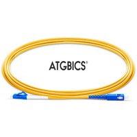 Atgbics Cab-os2-lc-sc-2m-s Fibre Optic Cable Lc/upc Sc/upc Ofnr Yellow