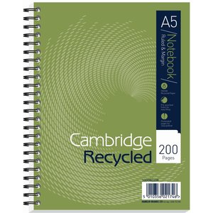 Cambridge Rcyca5pls 200pg Wbnd Nbk 100080106
