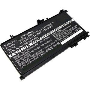 Coreparts Laptop Battery For Hp Mbxhp Ba0080