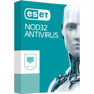 Eset Software Eset Nod32 Antivirus For Home 1 User Base License 1 License(s) 3 Year(s) Eavh N 3 1