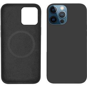 Estuff Iphone 12 Pro Max Magsafe Mobile Phone Case Cover Black Es671245 Bulk