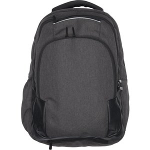 Gearlab Oakland Backpack Black Pu Leather Glb203500