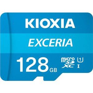 Kioxia Exceria Memory Card 128 Gb Microsdxc Class 10 Uhs-i Lmex1l128gg2