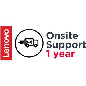 Lenovo 1 Year Onsite Support (add-on) 5ws0a14072
