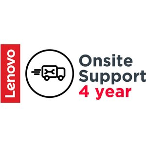 Lenovo 4 Year Onsite Support (add-on) 5ws0d81224