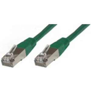 University Of California Press Microconnect Cat5e 1.5m Networking Cable Green B Ftp5015g