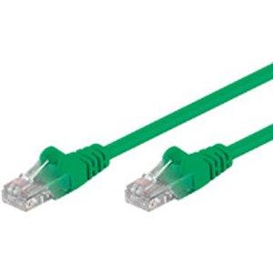 University Of California Press Microconnect Cat6 U/utp 2m Lszh Networking Cable Green U/utp (utp) Utp602g