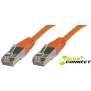 University Of California Press Microconnect Sstp Cat6 1m Networking Cable Orange Sstp601o