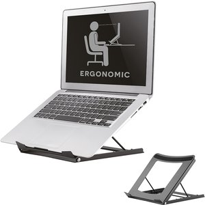 Neomounts By Newstar Foldable Laptop Stand Nsls075black