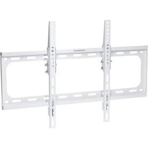 Proper_av Properav Ultra Slim Tilt 37 - 75 Tv Bracket - White P Fwb64tw 1