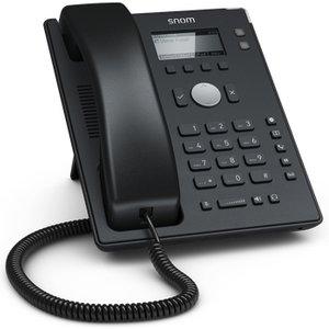 Snom D120 Ip Phone Black 2 Lines 00004361