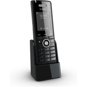 Snom M65 Advanced Dect Handset For M900 And M325 Solutions (including Power Supply With Uk 00003969 00003931
