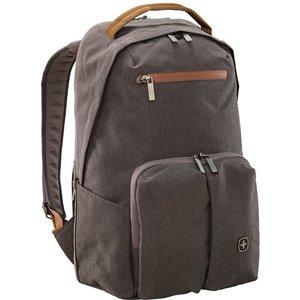 Wenger/swissgear Citygo 16'' Backpack Grey Polyester 602807