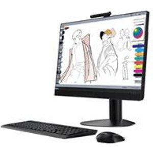 Lenovo Thinkcentre M920z Aio 23.8 Intel Core I5-9500 8gb 256gb Ssd Windows 10 Professional 10s6003huk