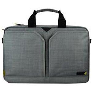 Techair 13.3 Grey Evo Laptop Shoulder Bag Taeva001