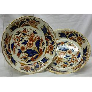 Booths Dovedale 7 Bowl Home Accessories