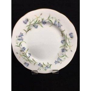 Duchess Bone China 'harebell' Design Tea Plate Or Side Plate Home Accessories