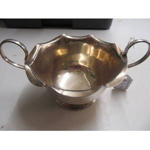 Hallmarked  Twin Handled Bowl Home Accessories