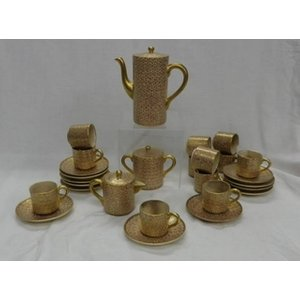Japanese Ceramic Coffee Set Home Accessories