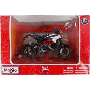 Maitso Ducati Scale Motorbike Collectibles