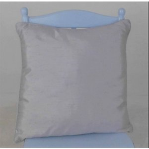 M&s Silver Textured Cushion Home Accessories