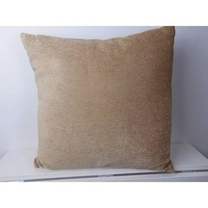Nwot Marks & Spencer Golden Brown Chenille Cushion Home Accessories