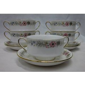 Paragon Belinda 10 Piece Soup Bowl Set Home Accessories