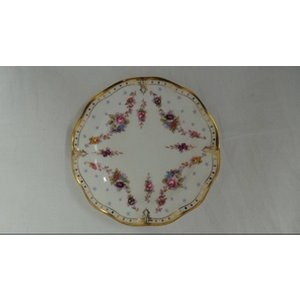 Royal Crown Derby Royal Antoinette Fine Bone China Side Plate Home Accessories