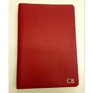 The Cambridge Satchel Company A5 Notebook In Leather Office Supplies