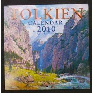 Tolkien Calendar 2010 Art