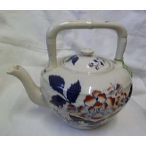 Vintage Top Handle Chinese Style Teapot Home Accessories