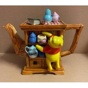 Winnie The Pooh Teapot Home Accessories