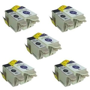 Printerinks Compatible Multipack Kodak Esp 3.2s All-in-one Printer Ink Cartridges (10 Pack) -3952363 5p 3952363/8898033 12986 Printer Consumables