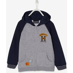Vertbaudet Harry Potter® Jacket With Zip, For Boys Grey Medium Mixed Color 706000928 Cardigans