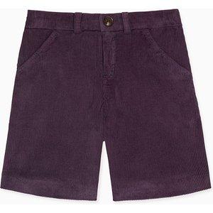 La Coqueta Aubergine Diomar Boy Shorts Bostsh180003aub02y, Aubergine
