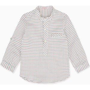 La Coqueta Red Mateo Boy Shirt Boshsh180009red03y, Red
