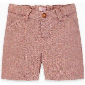 La Coqueta Terracota Diomar Boy Shorts Bostst140002ter03y, Terracota