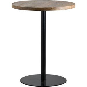 Hill Interiors Industrial Bar Table
