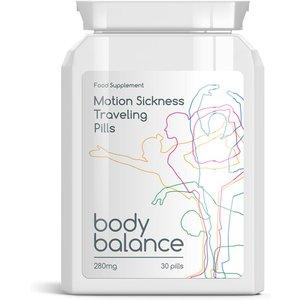 Body Balance Motion Sickness Traveling Pills