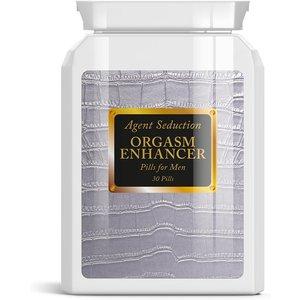 Agent Seduction Orgasm Enhancer Pills For Men