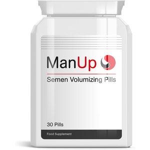 Man Up Seman Volumizing Pills