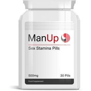 Man Up Sex Stamina Pills