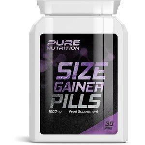 Pure Nutrition Size Gainer Pill
