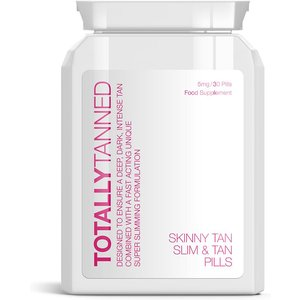 Totally Tanned Skinny Tan Pills