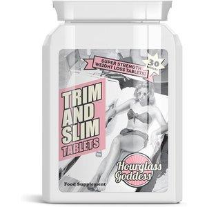 Hourglass Goddess Trim & Slim Pills