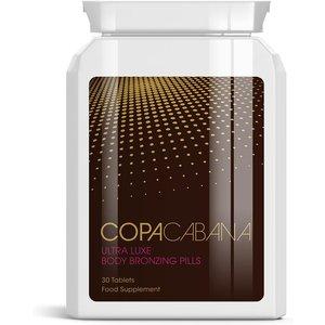 Copacabbana Ultra Luxe Body Bronzing Pills