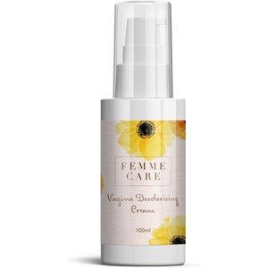 Femme Care Vagina Deodorising Cream / Wash