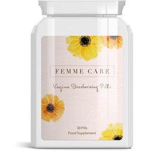 Femme Care Vagina Deodorising Pills