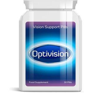 Optivision Vision Support Pills