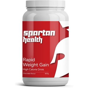 Spartan Health Weight Gain Powder Chocolate